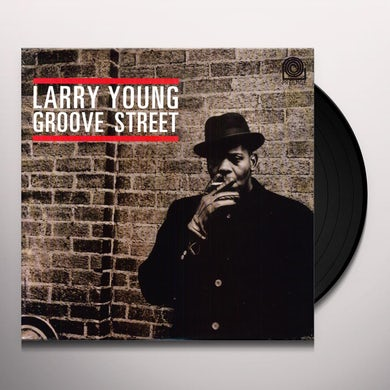 Larry Young GROOVE STREET Vinyl Record