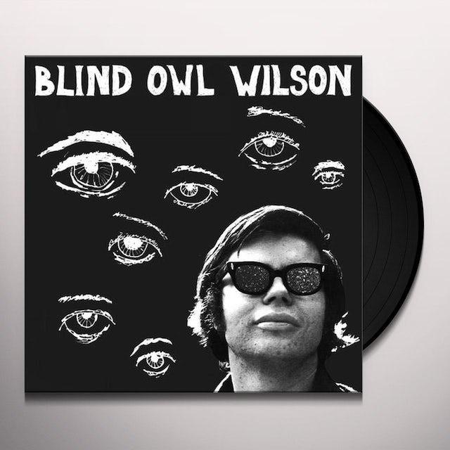 Blind Owl Wilson Vinyl Record