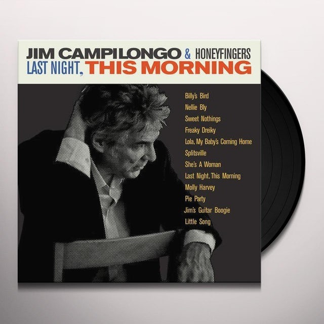 Jim Campilongo & Honeyfingers