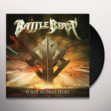 Battle Beast NO MORE HOLLYWOOD ENDINGS Vinyl Record