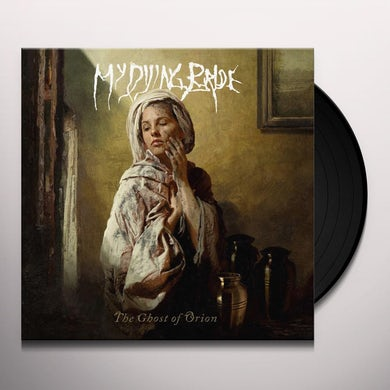 My Dying Bride  THE GHOST OF ORION Vinyl Record