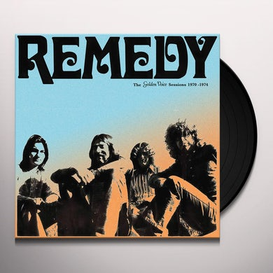 Remedy GOLDEN VOICE SESSIONS 1970 / 1974 Vinyl Record