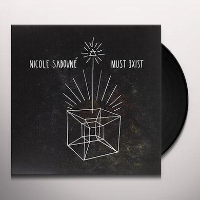 Nicole Saboune MUST EXIST Vinyl Record