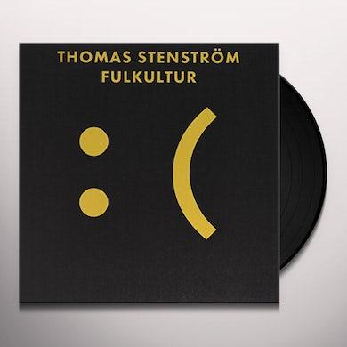Thomas Stenström FULKULTUR Vinyl Record