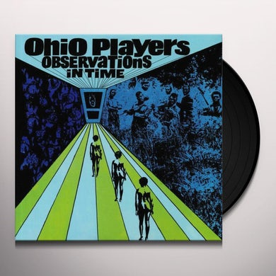 Ohio Players OBSERVATIONS IN TIME Vinyl Record