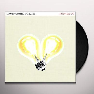 Fucked Up DAVID COMES TO LIFE Vinyl Record