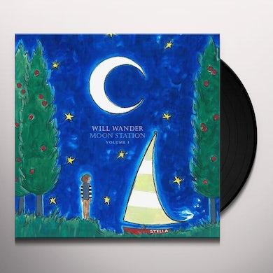 Will Wander MOON STATION I Vinyl Record