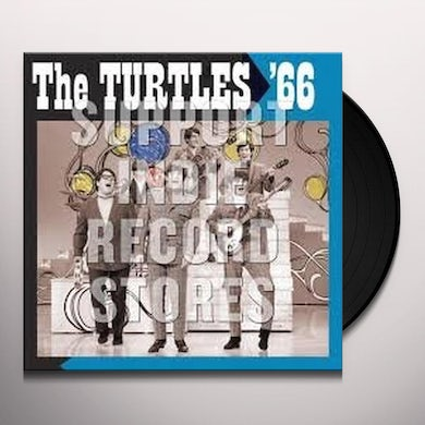 The Turtles 66 Vinyl Record