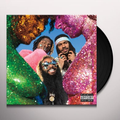 Flatbush ZOMBIES VACATION IN HELL Vinyl Record