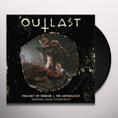 Samuel Laflamme OUTLAST: TRILOGY OF TERROR THE ANTHOLOGY / Original Soundtrack Vinyl Record