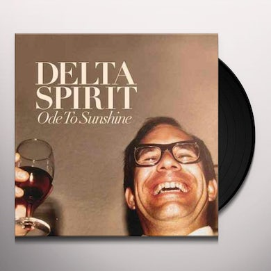 Delta Spirit ODE TO SUNSHINE Vinyl Record