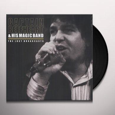 Captain Beefheart LOST BROADCASTS Vinyl Record - UK Release