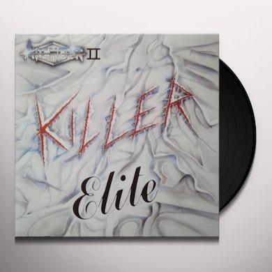 Avenger KILLER ELITE Vinyl Record