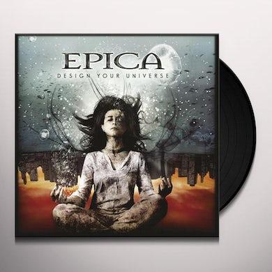 Epica DESIGN YOUR UNIVERSE Vinyl Record
