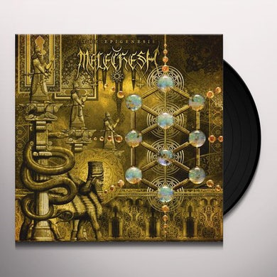 Melechesh EPIGENESIS Vinyl Record