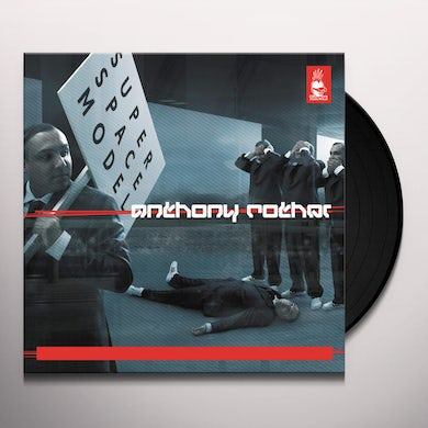 Anthony Rother SUPER SPACE MODEL Vinyl Record