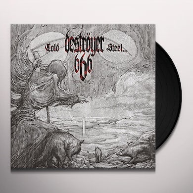 Cold Steel... For An Iron Age Vinyl Record