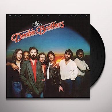 Doobie Brothers ONE STEP CLOSER Vinyl Record