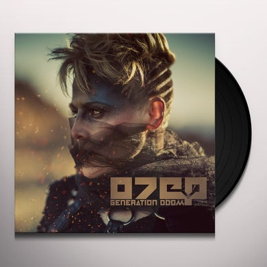 Otep GENERATION DOOM Vinyl Record