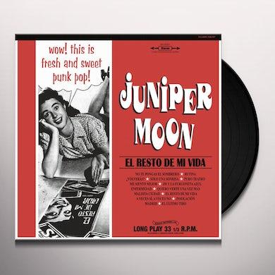 Juniper Moon EL RESTO DE MI VIDA (2020 REISSUE) Vinyl Record