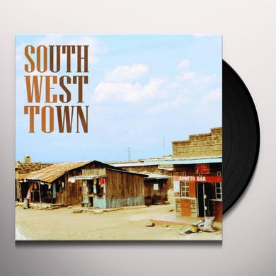 Soweto SOUTH WEST TOWN Vinyl Record
