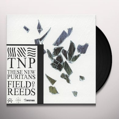 These New Puritans FIELD OF REEDS Vinyl Record