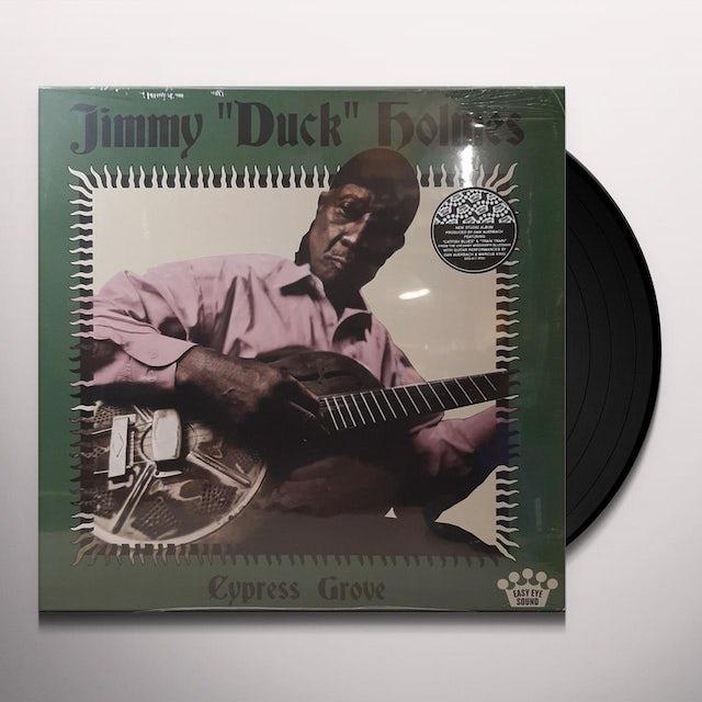 Jimmy Duck Holmes CYPRESS GROVE Vinyl Record