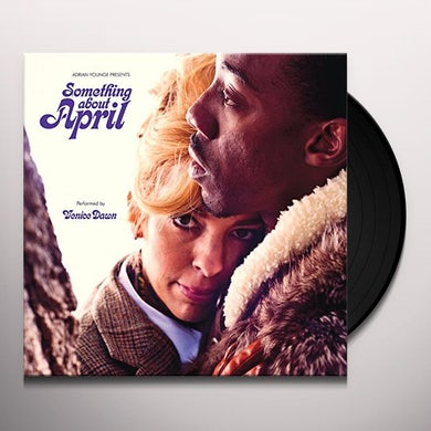 Adrian Younge SOMETHING ABOUT APRIL Vinyl Record