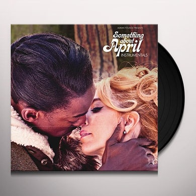 Adrian Younge SOMETHING ABOUT APRIL (INSTRUMENTALS) Vinyl Record