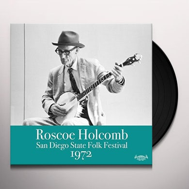 SAN DIEGO FOLK FESTIVAL 1972 Vinyl Record