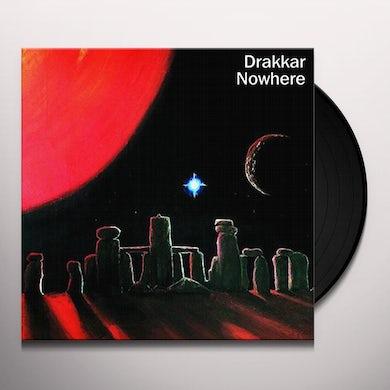 DRAKKAR NOWHERE Vinyl Record