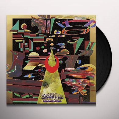 SUNDAYS & CYBELE CHAOS & SYSTEMS Vinyl Record