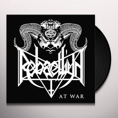 REBAELLIUN AT WAR Vinyl Record