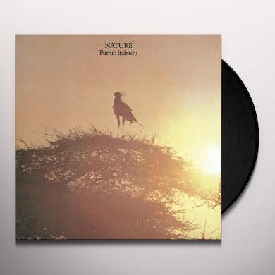 Fumio Itabashi NATURE Vinyl Record
