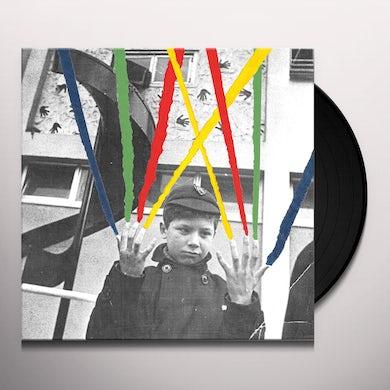 SUPERHEROES, GHOSTVILLAINS + STUFF Vinyl Record
