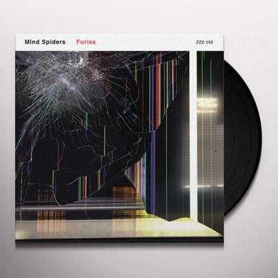 Mind Spiders FURIES Vinyl Record