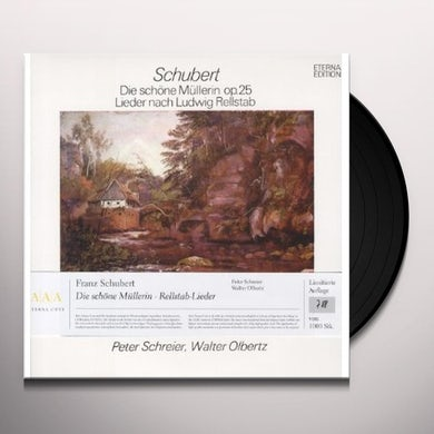 Schubert DIE SCHONE MULLERIN Vinyl Record