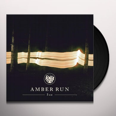 Amber Run 5AM Vinyl Record - UK Release