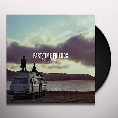 PART-TIME FRIENDS ART COUNTER Vinyl Record