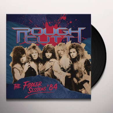 Rough Cutt THE FIDDLER SESSIONS '84 Vinyl Record