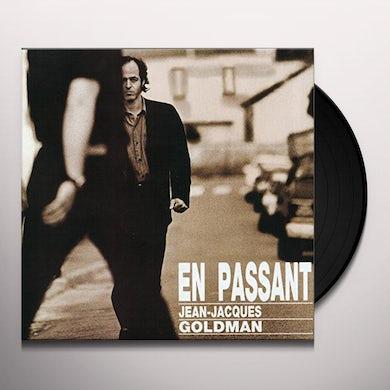 Jean-Jacques Goldman EN PASSANT Vinyl Record