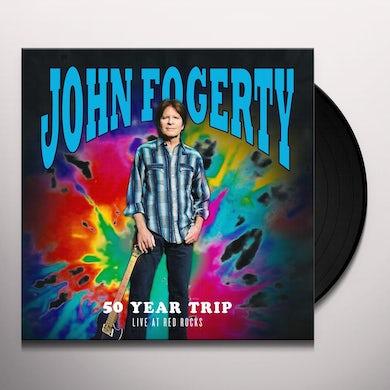 John Fogerty 50 Year Trip: Live at Red Rocks Vinyl Record
