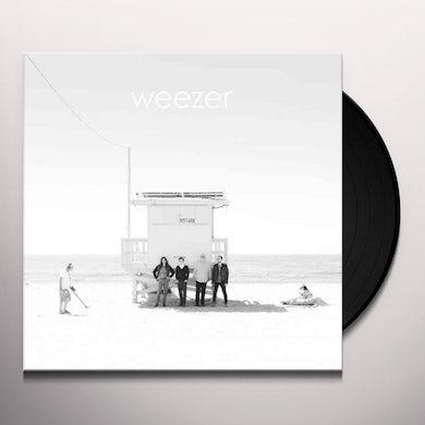 WEEZER (WHITE ALBUM) Vinyl Record