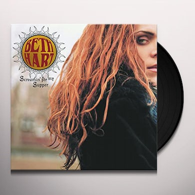 Beth Hart Screamin' for My Supper Vinyl Record