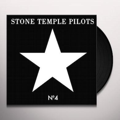 Stone Temple Pilots No. 4 Vinyl Record