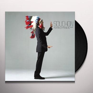 Alain Souchon PUTAIN CA PENCHE (REMIX) Vinyl Record