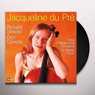 Jacqueline Du Pre R. STRAUSS: DON QUIXOTE Vinyl Record