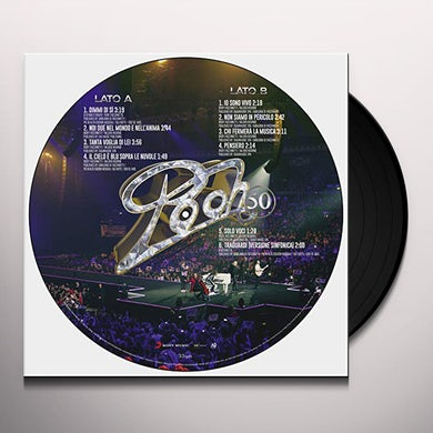 POOH L'ULTIMO ABBRACCIO: PICTURE 5 Vinyl Record