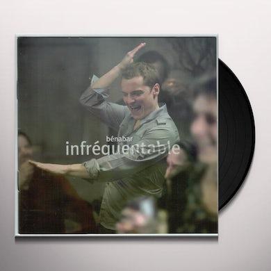 Benabar INFREQUENTABLE Vinyl Record