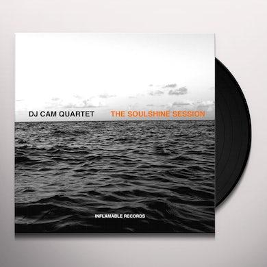 DJ Cam Quartet SOULSHINE SESSION Vinyl Record